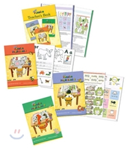 Jolly Phonics Class Set : 30 copies of Pupil Book 1, 2 & 3 + Teacher's Book
