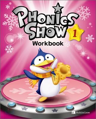 Phonics Show 1 : Workbook