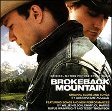 브로크백 마운틴 영화음악 (Brokeback Mountain OST by Gustavo Santaolalla)