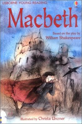Usborne Young Reading Level 2-34 : Macbeth