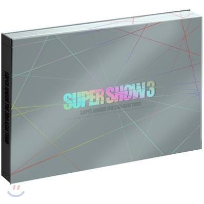 슈퍼 주니어 콘서트북 : SUPER SHOW 3