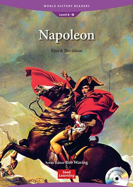 World History Readers Level 6 : Napoleon (Book & CD)