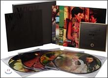 왕가위 영화음악 - 동사서독, 해피투게더, 타락천사, 화양연화 영화음악 (Ashes Of Time, Happy Together, Fallen Angels, In The Mood For Love OST) [A Wong Kar Wai Film 왕가위][4 LP Boxset]