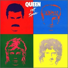 Queen - Hot Space (Deluxe)