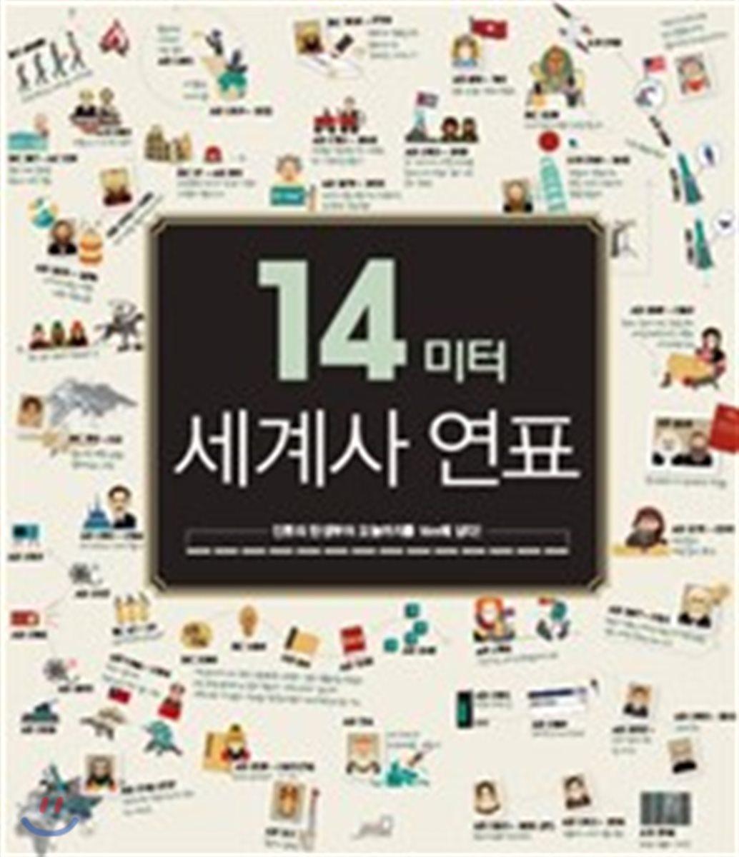 한국사, 세계사 연표 특가