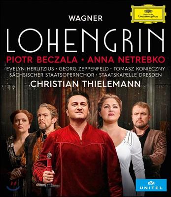 Christian Thielemann / Anna Netrebko 바그너: 로엔그린 - 안나 네트레브코, 표트르 베찰라 (Wagner: Lohengrin)