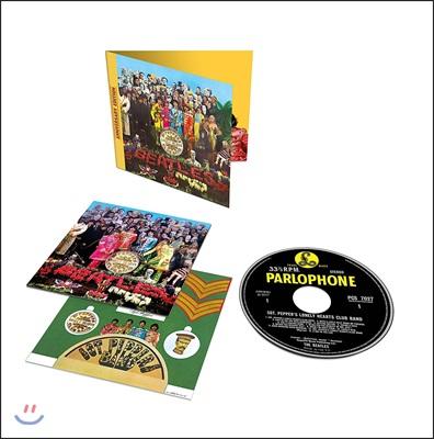 The Beatles (비틀즈) - Sgt. Pepper's Lonely Hearts Club Band [발매 50주년 기념 에디션]
