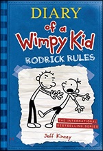 Diary of a Wimpy Kid #2 : Rodrick Rules