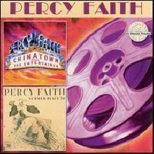 Percy Faith - Chinatown Featuring The Entertainer, Summer Place '76 (2LP On 1CD/����)
