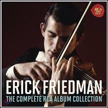 에릭 프리드먼 RCA 앨범 컬렉션 전집 9CD 박스세트 (Erick Friedman The Complete RCA Album Collection)