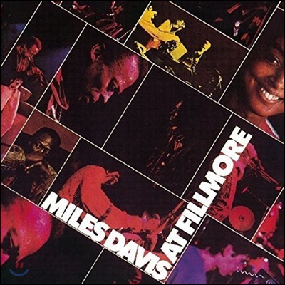 Miles Davis (마일즈 데이비스)  - Live at the Fillmore East