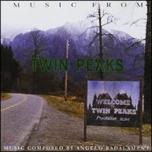 데이빗 린치의 TV 시리즈 '트윈 픽스' 음악 (Twin Peaks OST by Angelo Badalamenti 안젤로 바달라멘티)