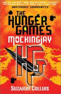 The Hunger Games #3 : Mockingjay (영국판)