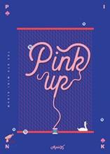 에이핑크 (Apink) - 미니앨범 6집 : Pink Up [B ver.]