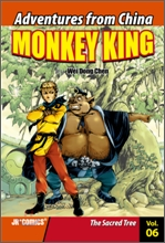 Monkey King 6 : The Sacred Tree