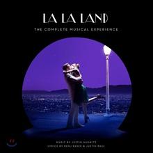 라라랜드 영화음악 합본반 (La La Land OST - The Complete Musical Experience by Justin Hurwitz 저스틴 허위츠)