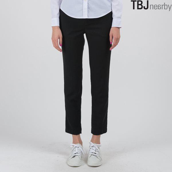 [TBJ]여성 TR 슬랙스 BK (T155PT730P)