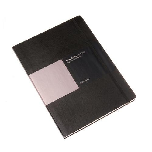 몰스킨 폴리오 스케치북 / A4
