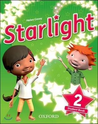Starlight 2: Student Book