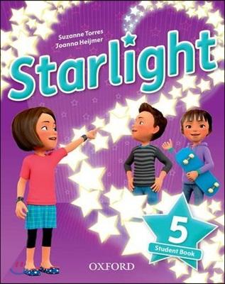 Starlight 5: Student Book