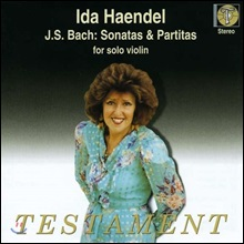Ida Haendel 바흐: 무반주 바이올린 소나타와 파르티타 (Bach : Sonatas & Partitas for Solo Violin) 이다 헨델