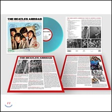 The Beatles (비틀즈) - Abroad: The 1966 North American Tour in Words & Music [베이비 블루 컬러 LP]