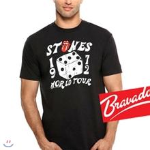 롤링스톤즈 ROLLING STONES dice tour 31272040 남녀공용 티셔츠