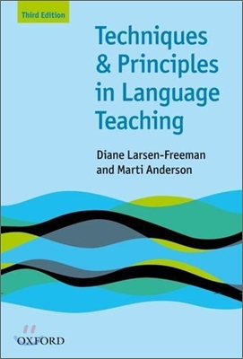 Techniques and Principles in Language Teaching, 3/E