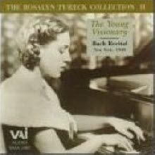 Rosalyn Tureck - Bach  : The Young Visionary - Bach Recital, New York, 1948 (����/vaia1085)