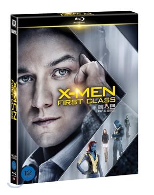 엑스맨: 퍼스트 클래스(일반판) : 블루레이