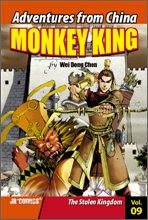 Monkey King 9 : The Stolen Kingdom