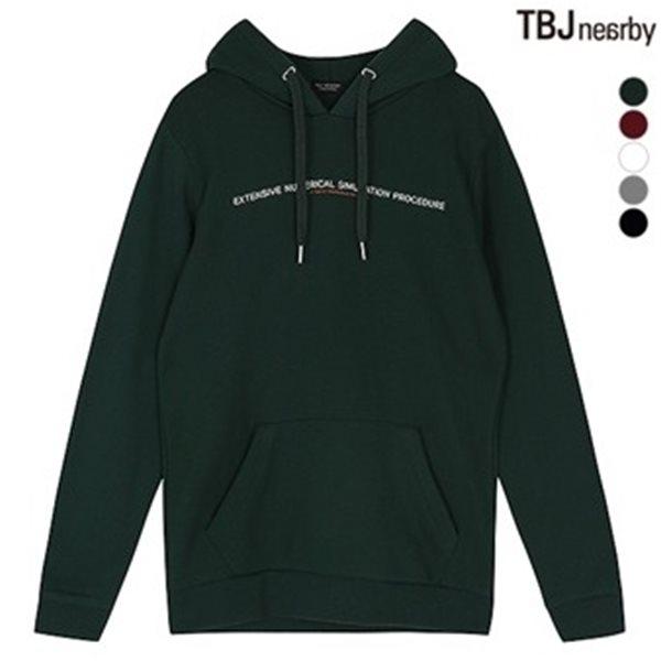 [TBJ]유니 3단쮸리 주력 후드풀오버(T173TS300P)