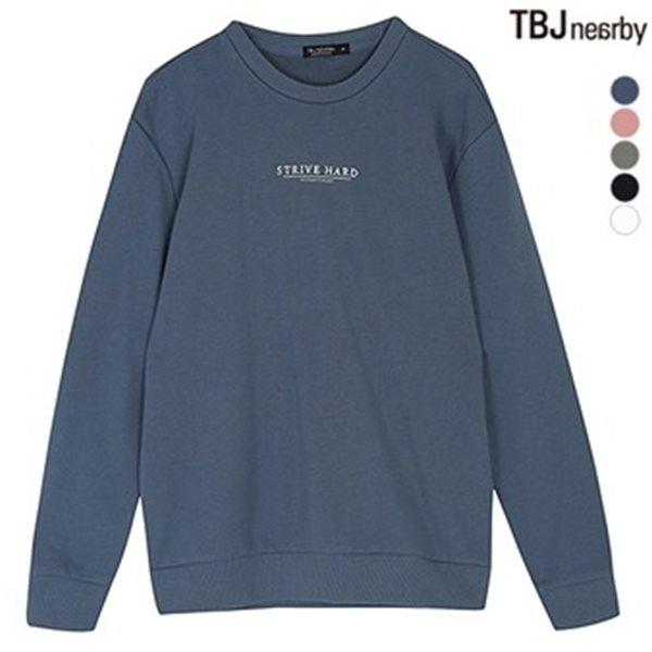 [TBJ]유니 3단쮸리 주력 맨투맨(T173TS100P)