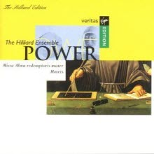 The Hilliard Ensemble - Power : Masses & Motets (����/�̰���/724356134522)