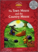 Classic Tales Level 2 : Town Mouse Country Mouse (Student Book Pack + Multi-ROM)