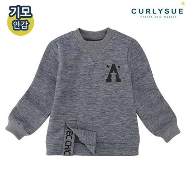 [컬리수] 스타트임 티셔츠 (기모) CMW1XQTS511M [겨울]
