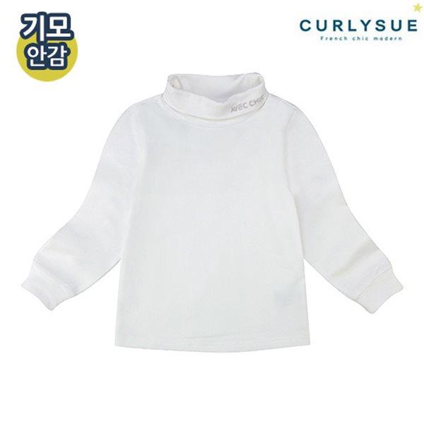[컬리수] 웜목폴라 티셔츠(얇은기모) CMW0XQTS52IV [겨울]