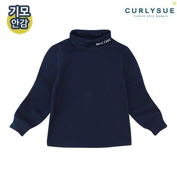 [컬리수] 웜목폴라 티셔츠(얇은기모) CMW0XQTS52NA [겨울]