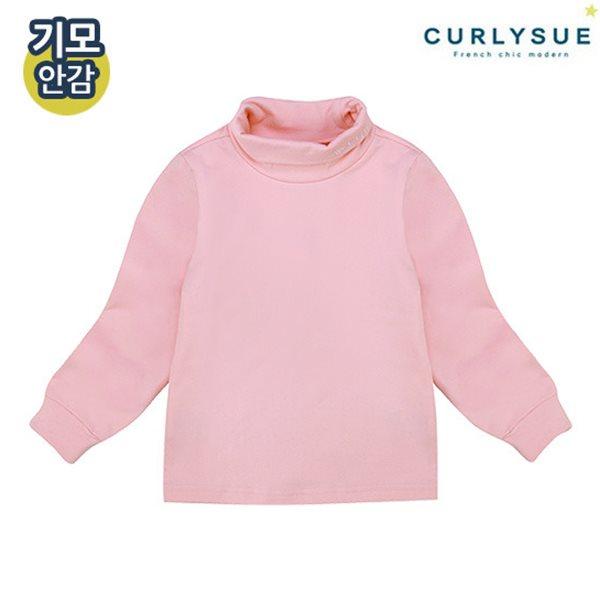 [컬리수] 웜목폴라 티셔츠(얇은기모) CMW0XQTS52PI [겨울]
