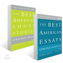 The Best American Essays + Short Stories 2011 : 2�� ��Ʈ