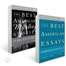 The Best American Essays + Mystery Stories 2011 : 2�� ��Ʈ