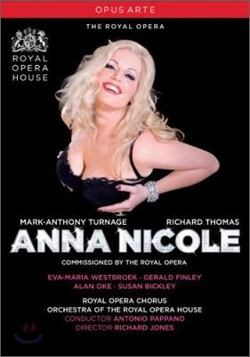 터니지 : 안나 니콜