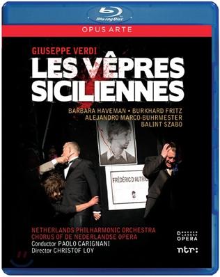 Paolo Carignani 베르디 : 시칠리아의 저녁기도 (Verdi : Les Vepres Siciliennes)
