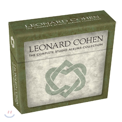 Leonard Cohen (레너드 코헨) - The Complete Studio Album Collection (Limited Edition)