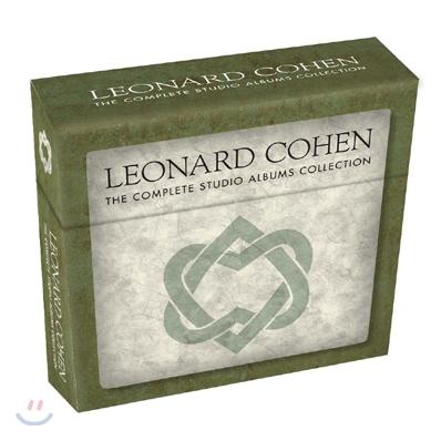 Leonard Cohen (레너드 코헨) - The Complete Studio Album Collection (Limited Edition)