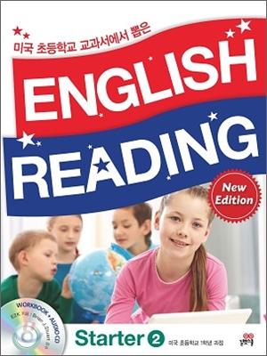미국 초등학교 교과서에서 뽑은 English Reading Starter 2