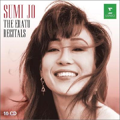 조수미 데뷔 25주년 기념 박스세트 (The Erato Recitals - Sumi Jo)