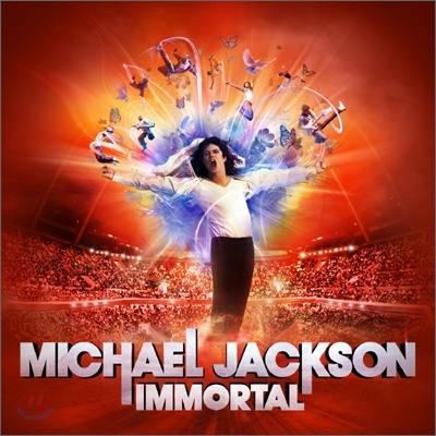 Michael Jackson (마이클 잭슨)- Immortal (Standard Edition)