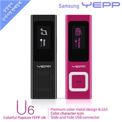 �Z MP3 �÷��̾� YP-U6A [4GB]