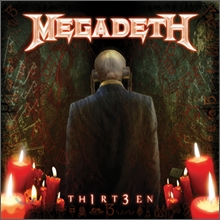Megadeth (메가데스) - Th1rt3en